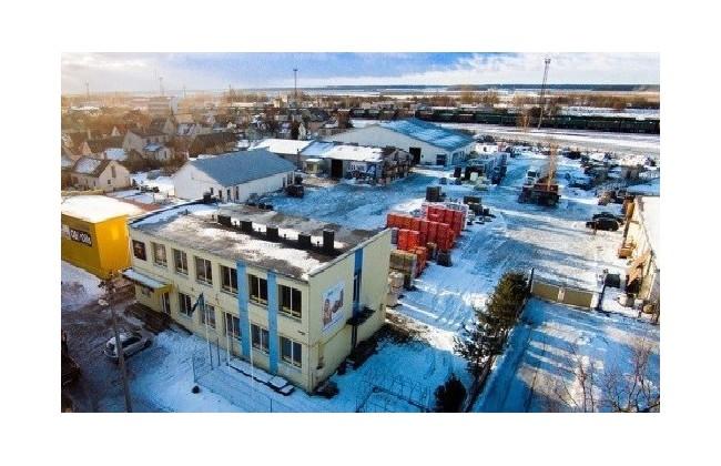 Statybos ir apdailos prekių parduotuvė